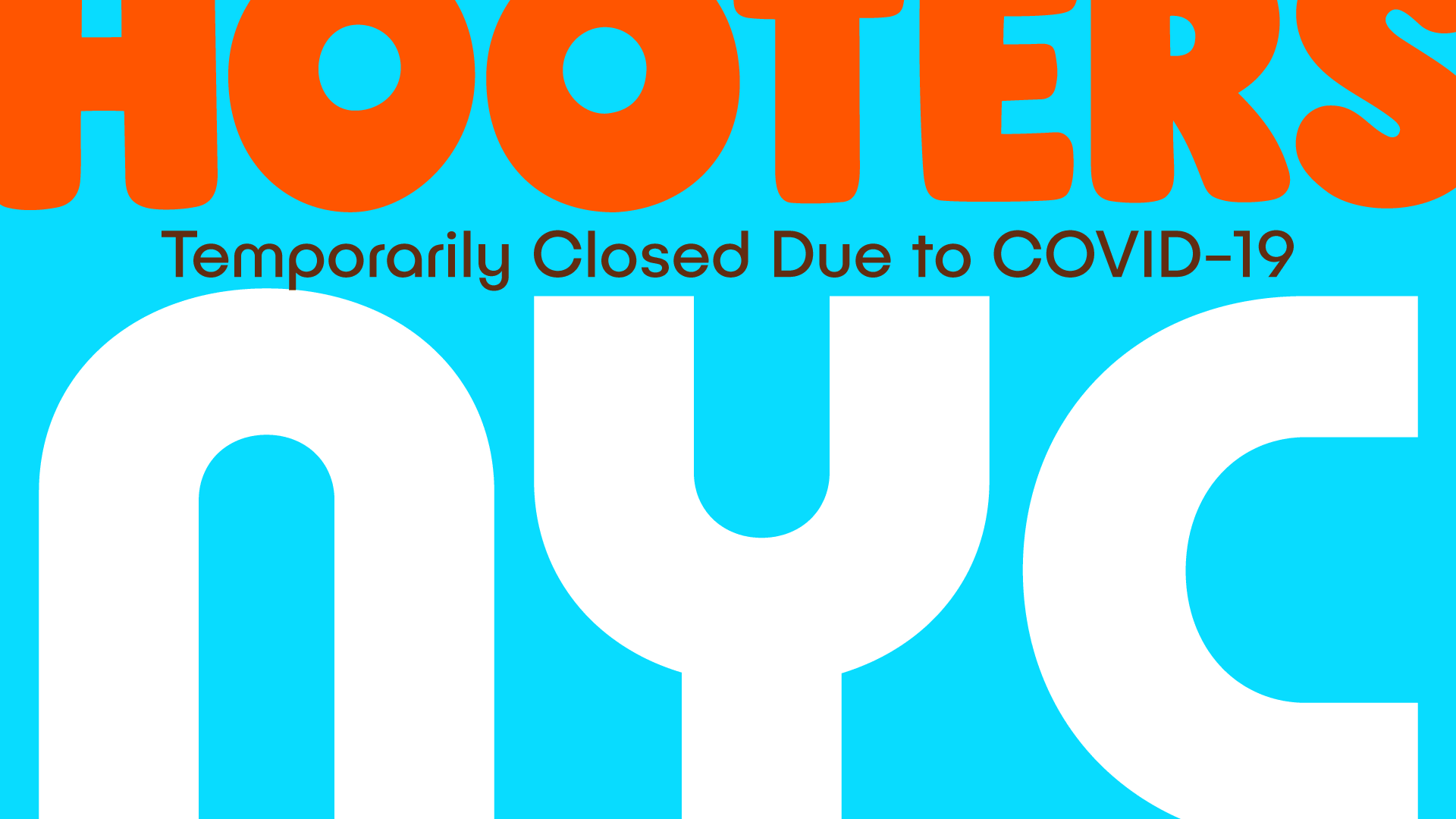Hooters Manhattan - Temporarily Closed Due to COVID-19