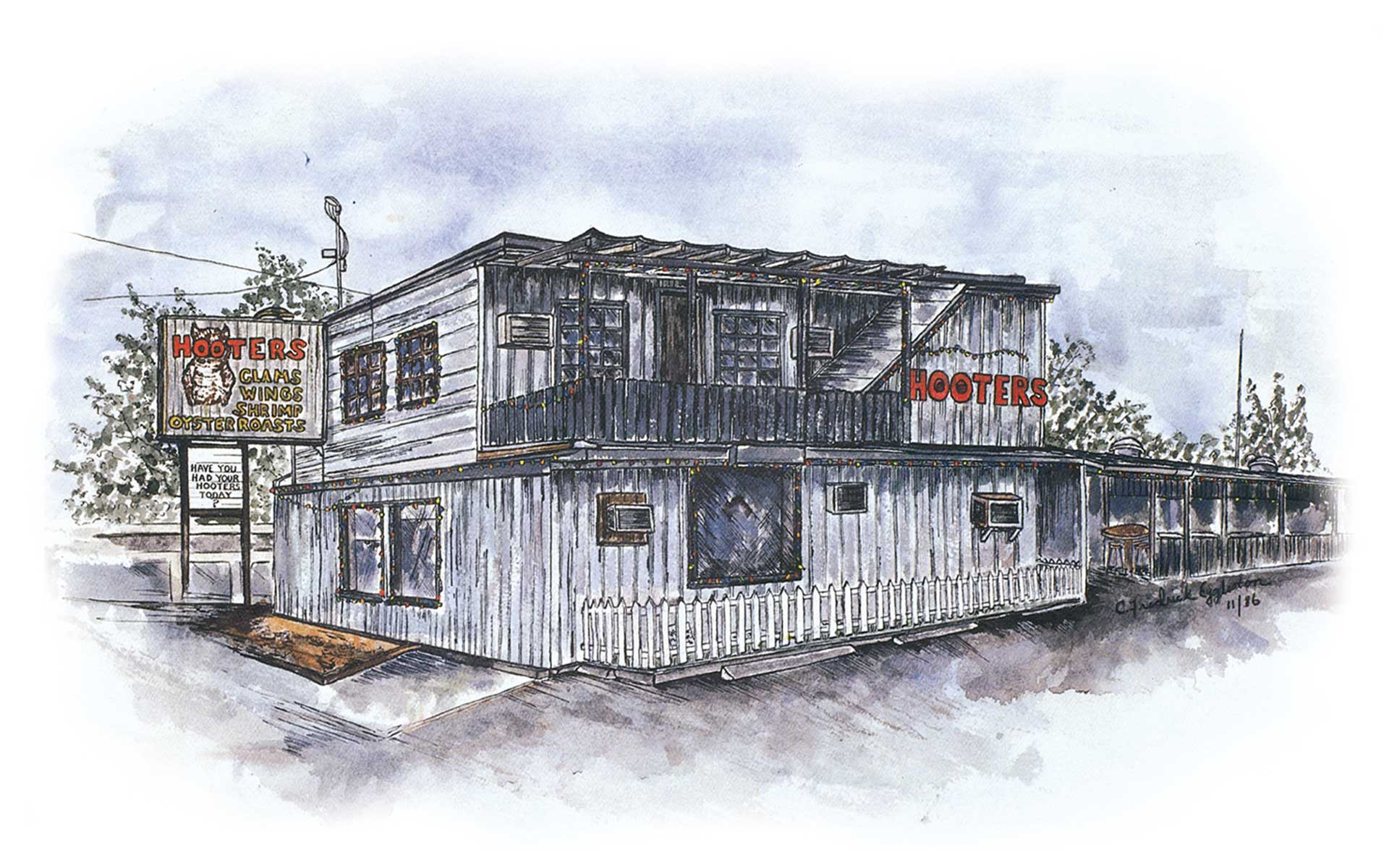 Hooters - The Original Clearwater, Florida Location