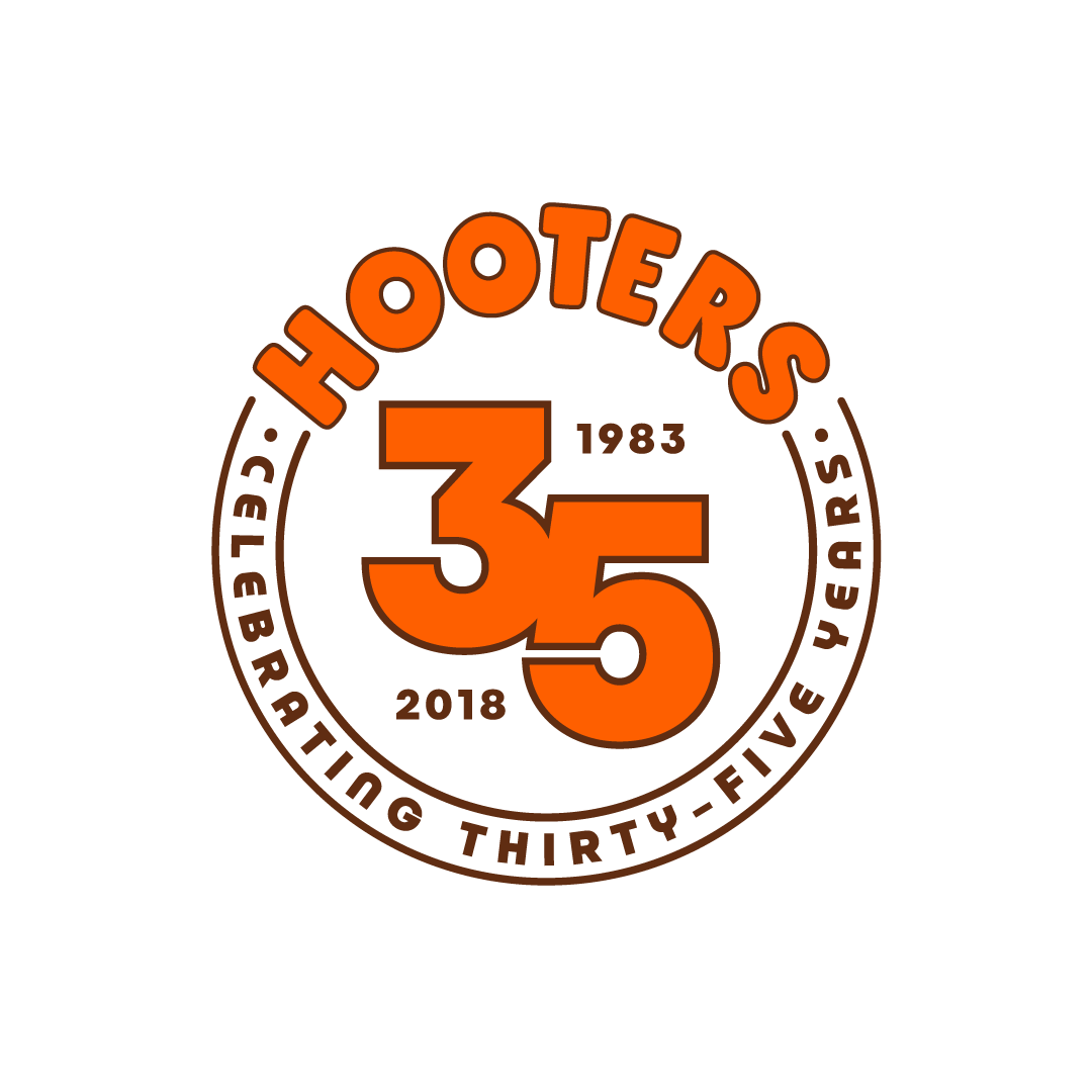 Hooters 35th Anniversary - 1983 to 2018