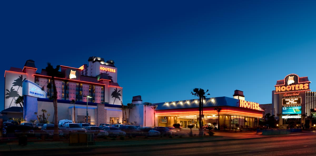 Hooters Casino Hotel - Las Vegas, Nevada
