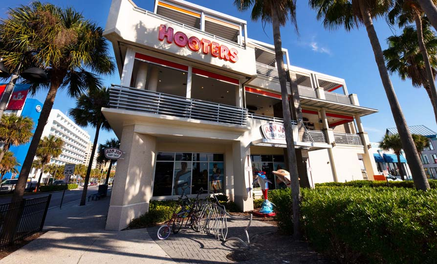 Hooters - Clearwater Beach, Florida